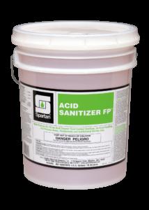 Acid Sanitize