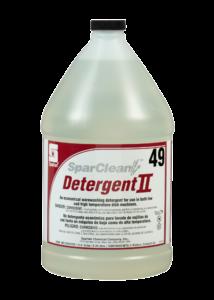 Sparclean Detergent 2 Producto de limpieza