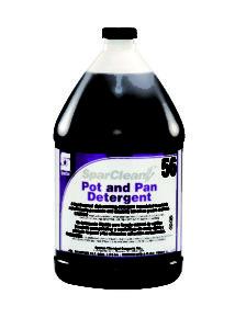 Pot and pan detergent producto de limpieza Sparclean