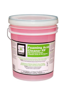 Foaming acid cleaner FP Producto de limpieza