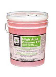 High Acid Cleaner FP Limpuador liquido de espuma
