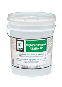 High Performance Alkaline FP Detergente libre de enjuague y espuma producto limpiado
