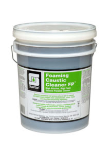 Foaming Caustic cleaner FP High Alkaline Producto de limpieza