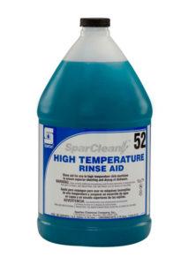 Sparclean Hight temperature rinse aid Productos de limpieza